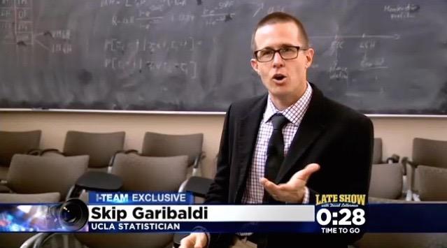 Skip Garibaldi on CBS Philly - Skip Garibaldi