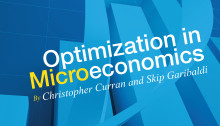 """Optimization in Microeconomics"" by Christopher Curran and Skip Garibaldi"